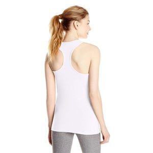 NWOT Adidas white workout tank